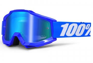 100 masque accuri reflex bleu ecran bleu