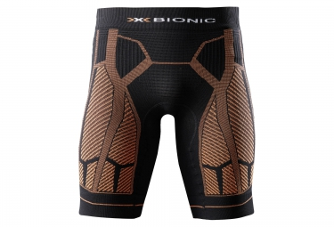 x bionic for automobili lamborghini cuissard running homme noir orange