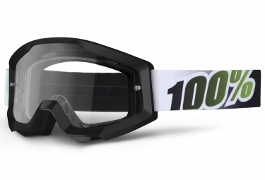 100 masque strata noir vert ecran transparent