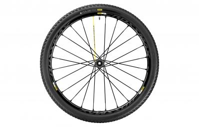 mavic roue avant crossmax pro 29 lefty pneu pulse pro 2 25