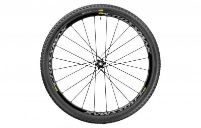 mavic roue arriere crossmax elite 29 12x142mm 12x135mm corps sram xd pneu pulse pro