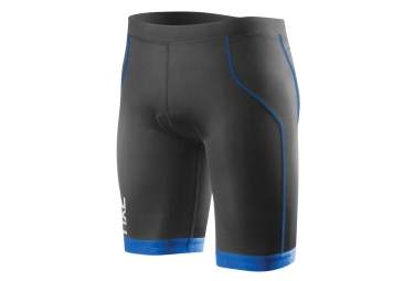 2xu short de triathlon active tri noir bleu