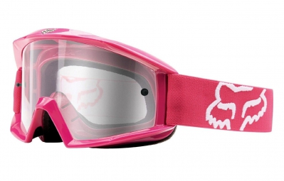 fox 2016 masque main ecran transparent hot pink