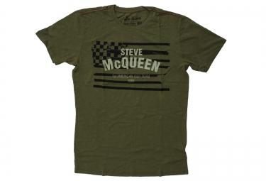 troy lee designs t shirt mcqueen americana vert s