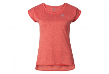 odlo t shirt tebe orange femme