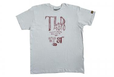 troy lee designs t shirt snake oil gris xl