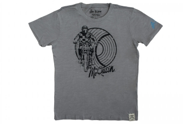 troy lee designs t shirt mojave premium gris