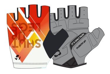 bontrager 2016 paire de gants shut up legs gel