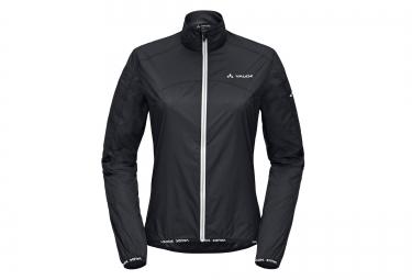 vaude veste femme coupe vent air jacket ii noir