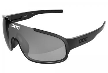 poc lunettes crave noir gris