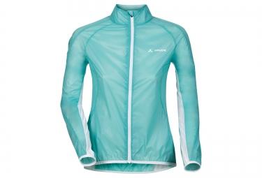 vaude veste coupe vent femme pro windshell vert