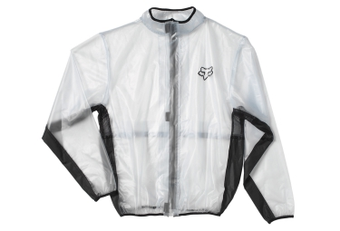 fox veste enfant fluid mx transparent