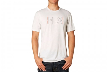 fox sedated t shirt beige