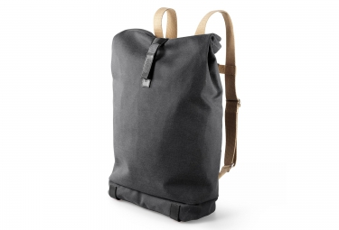 brooks sac a dos pickwick gris beige
