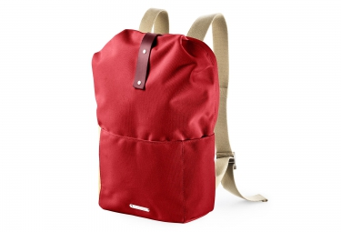 brooks sac a dos dalston utility m rouge