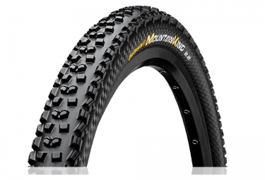 continental pneu mountain king ii 27 5 protection blackchili tubeless ready souple