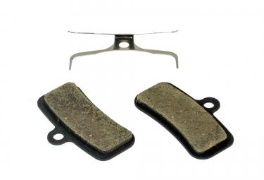 neatt cartouches de remplacement organiques pour plaquettes ventilees shimano deore