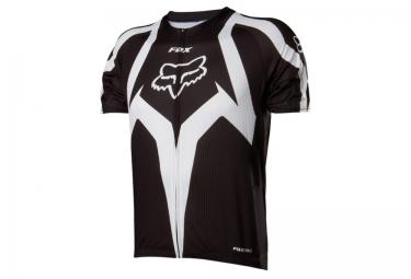 fox maillot manches courtes livewire race noir