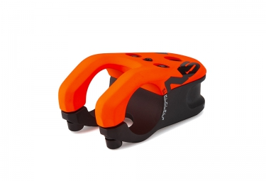 ns bikes potence magneto noir orange