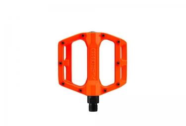 ns bikes paire de pedales aerial sealed orange