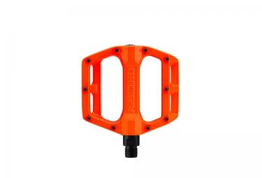 ns bikes paire de pedales aerial sealed orange