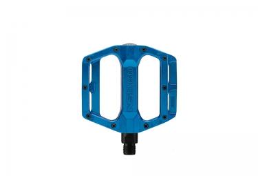 ns bikes paire de pedales aerial sealed bleu