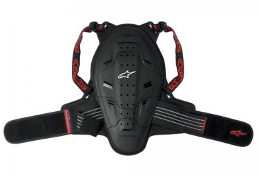 alpinestars veste de protection enfant bionic taille unique noir