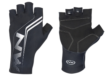 gants courts northwave extreme graphic noir