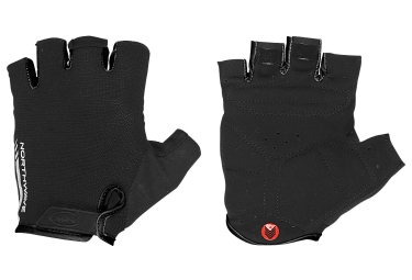 northwave gants courts jet noir