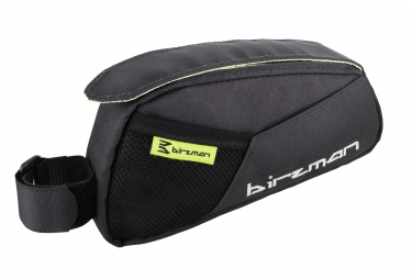 birzman sacoche de cadre belly b noir vert