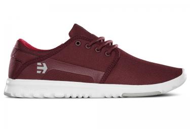 paire de chaussures bmx scout violet