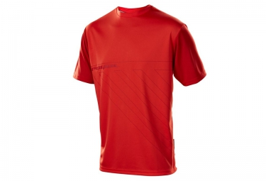 royal maillot manches courtes altitude rouge