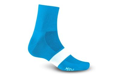 giro paire de chaussettes classic racer bleu blanc