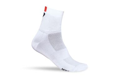 giro paire de chaussettes classic racer blanc