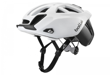 casque bolle the one road standard 2016 blanc noir
