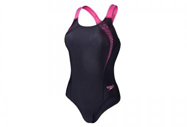 speedo pool femme e10 sp logo medalist noir