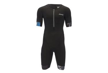 zoot combinaison trifonctions ultra tri aero skinsuit noir bleu