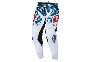 one industries 2016 pantalon atom digital camo blanc