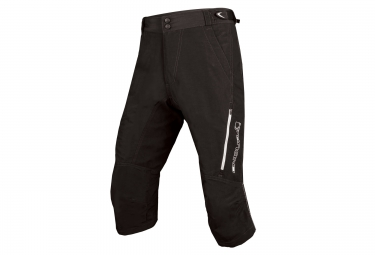 short 3 4 endura singletrack ii noir