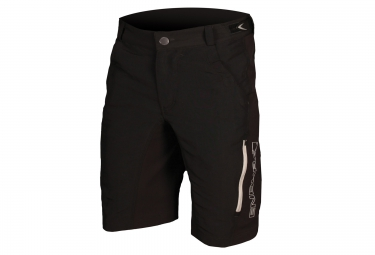 short endura singletrack ii noir