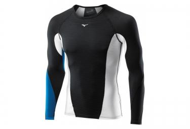 mizuno maillot virtual body g1 noir bleu