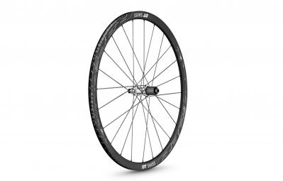 dt swiss roue arriere r32 spline disc shimano sram noir a pneu