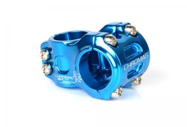 potence vtt chromag hi fi v2 40mm 31 8mm bleu