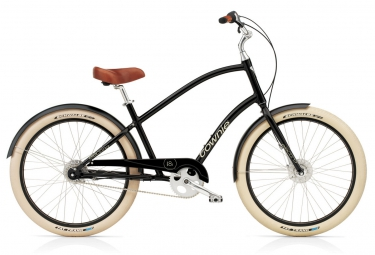 velo complet electra homme townie balloon 8i noir