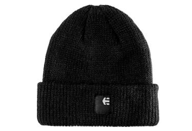 etnies bonnet classic beanie noir