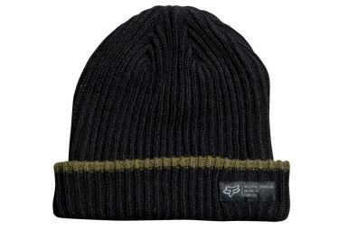 fox shrewd bonnet noir