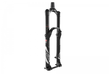 rockshox 2016 fourche pike rct3 27 5 axe 15 mm solo air conique noir mat