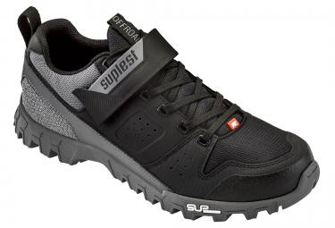 chaussures vtt suplest offroad series noir gris