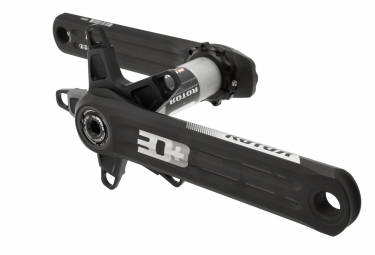 pedalier avec capteur de puissance rotor inpower 3d noir