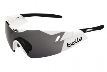 lunette cyclisme bolle 6th sense blanc noir gris
